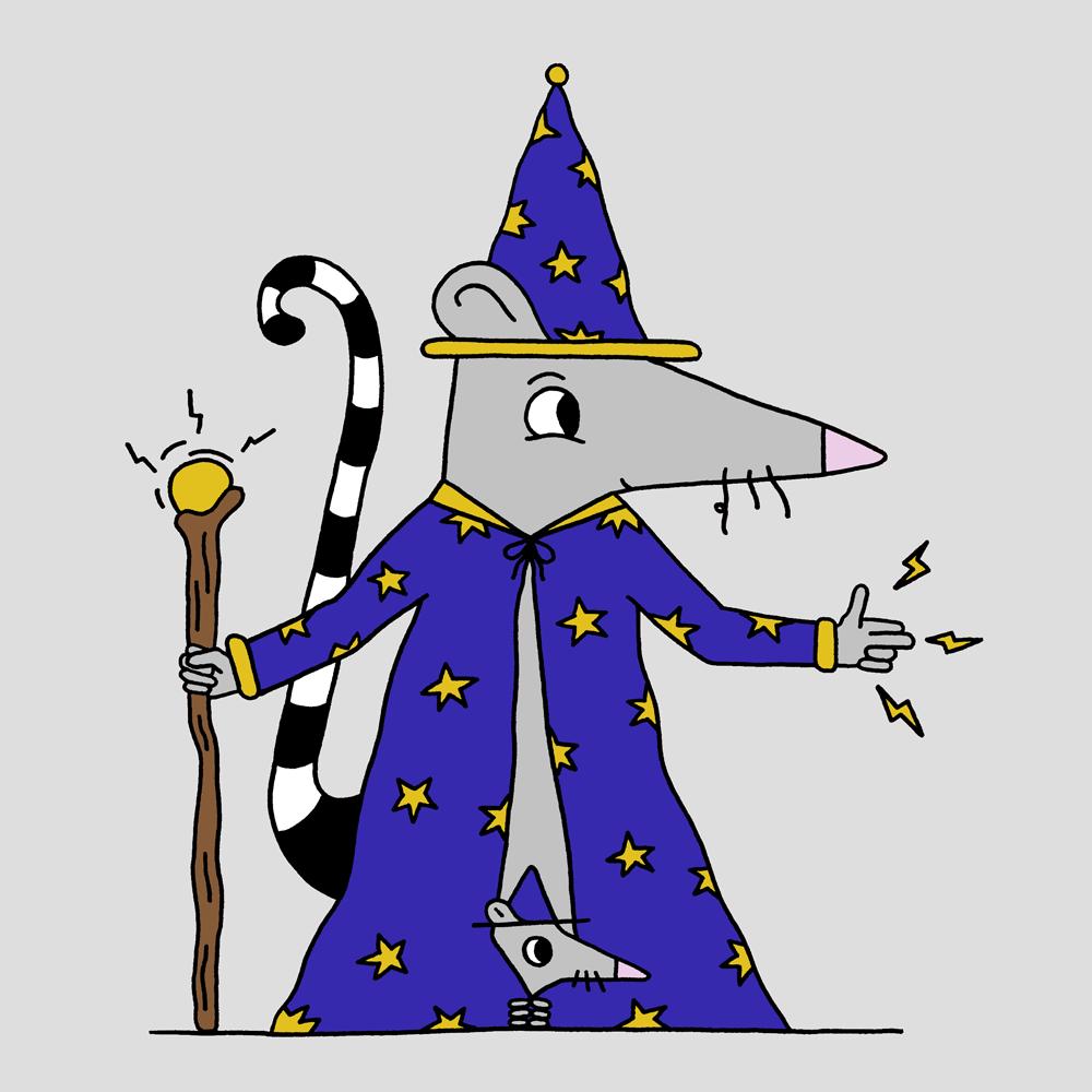 wizard-rat